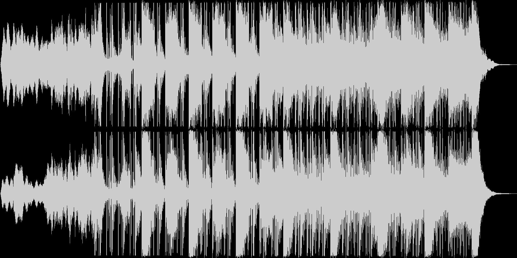 ハリウッド風[ サスペンスホラー アク…の未再生の波形
