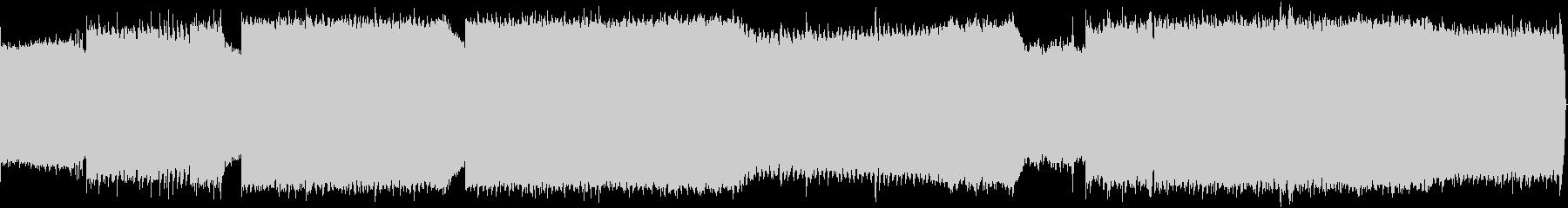 ループ/EDMで不気味なハロウィンダンスの未再生の波形