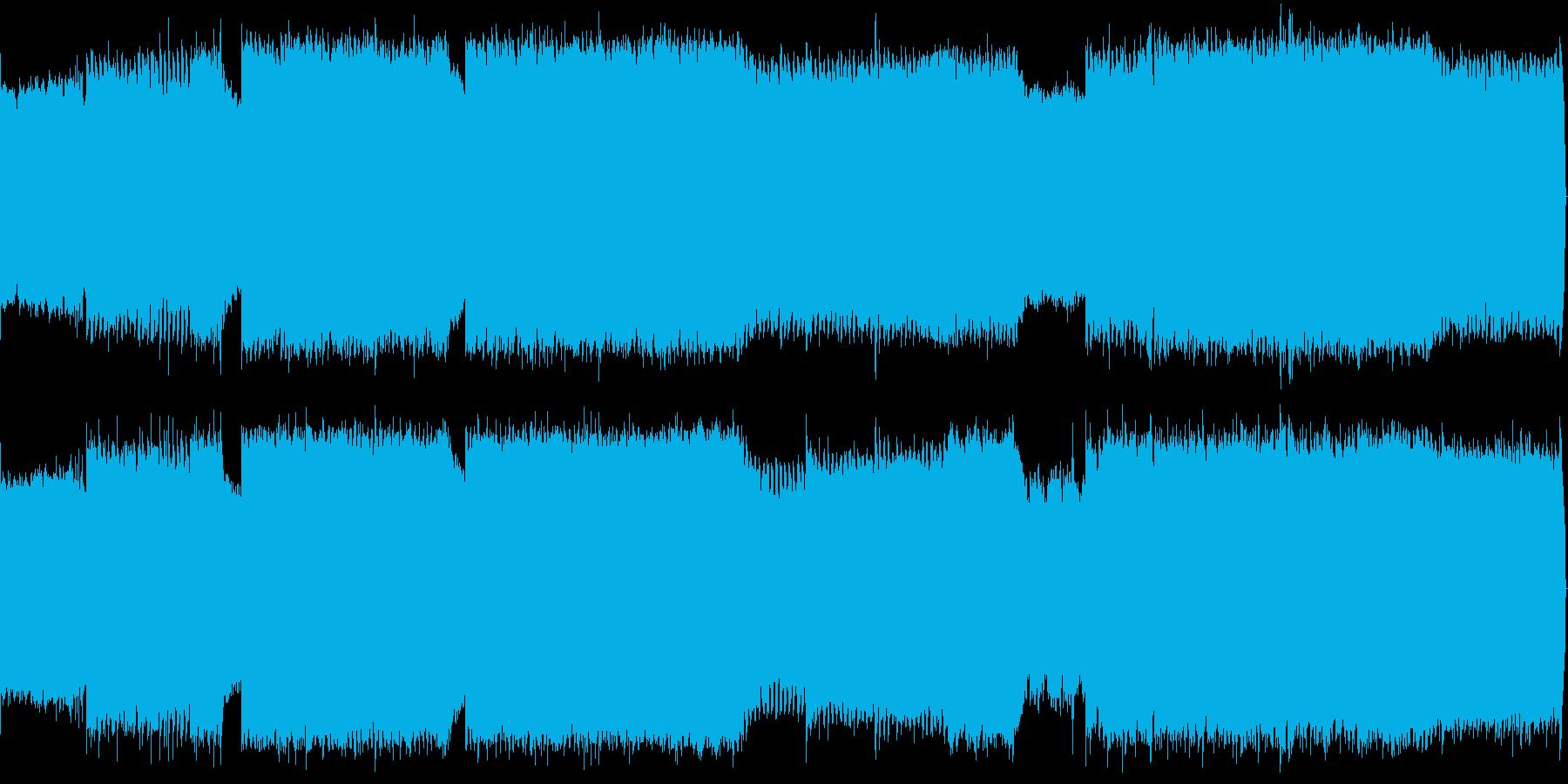 ループ/EDMで不気味なハロウィンダンスの再生済みの波形