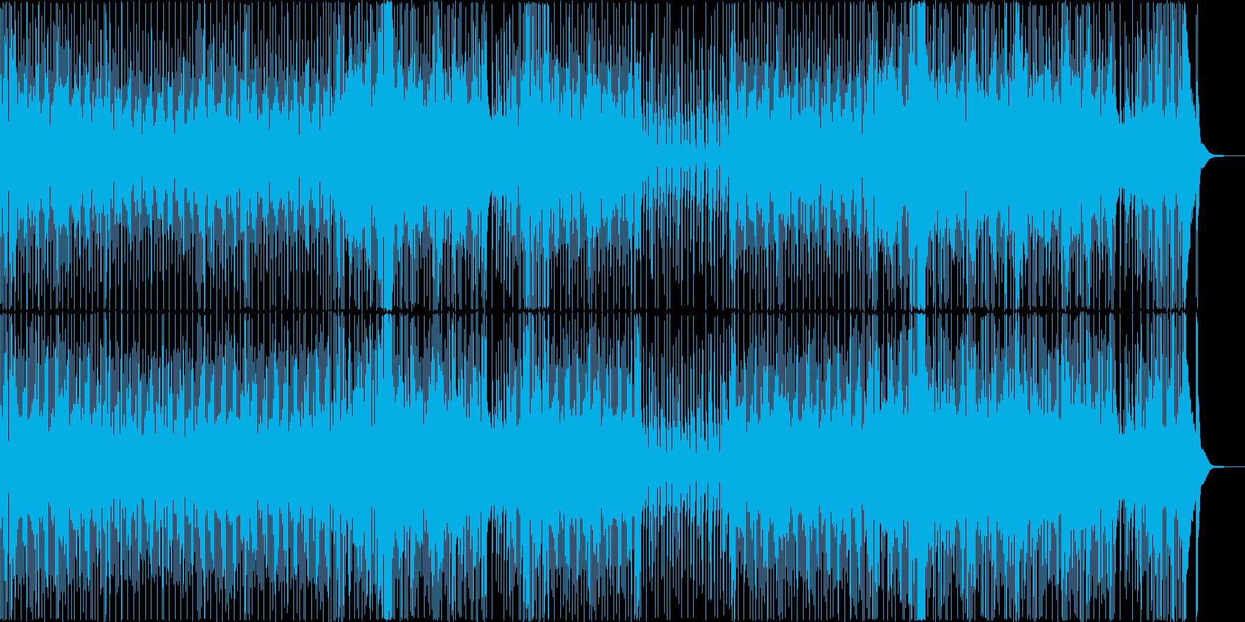 【メロディ抜き】気分がハイになるひたすらの再生済みの波形
