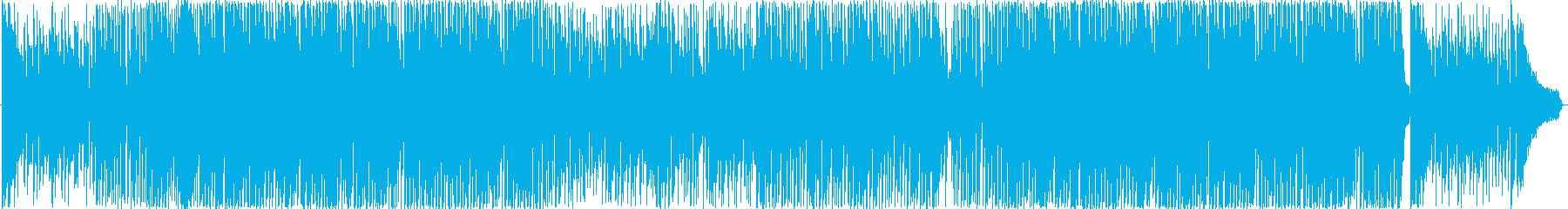 ジングルベル エレクトリカルパレード風の再生済みの波形