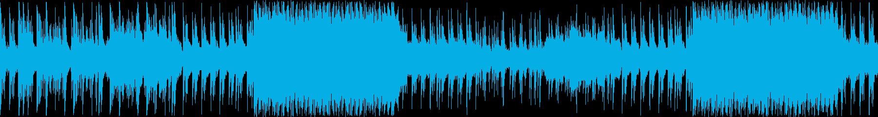 感動的なシーンでのBGMをお探しの方への再生済みの波形