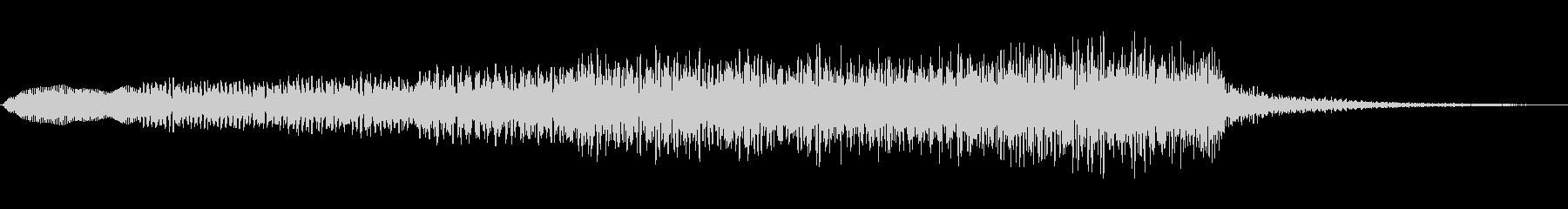ジングル101mの未再生の波形