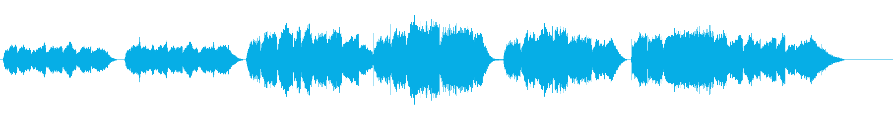 高音質♪国歌「君が代」多数バリエーションの再生済みの波形