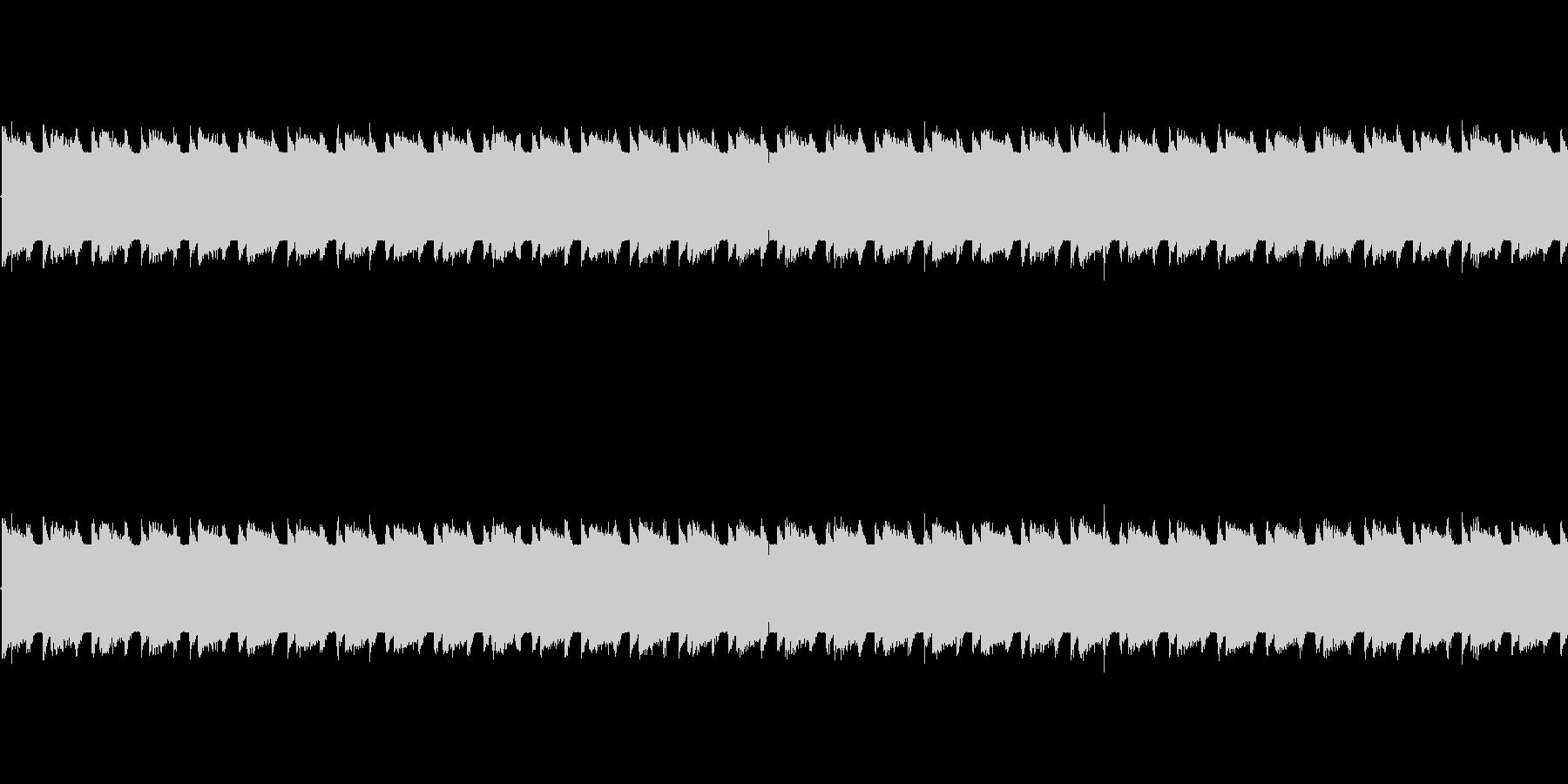 チップチューンの軽快な短いループ1の未再生の波形
