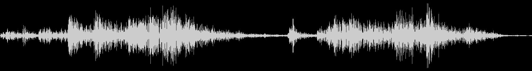 銃のリロード音【リアル・ジャキ!】の未再生の波形