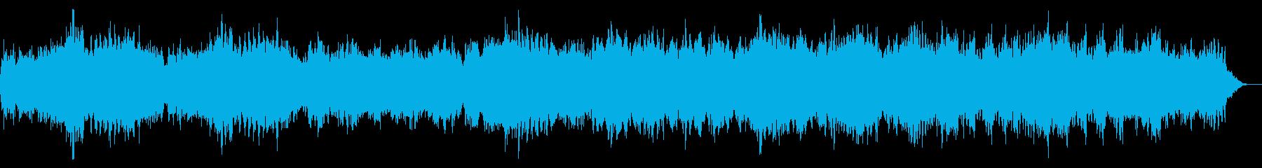 トルコ行進曲 モーツァルト ストリングスの再生済みの波形