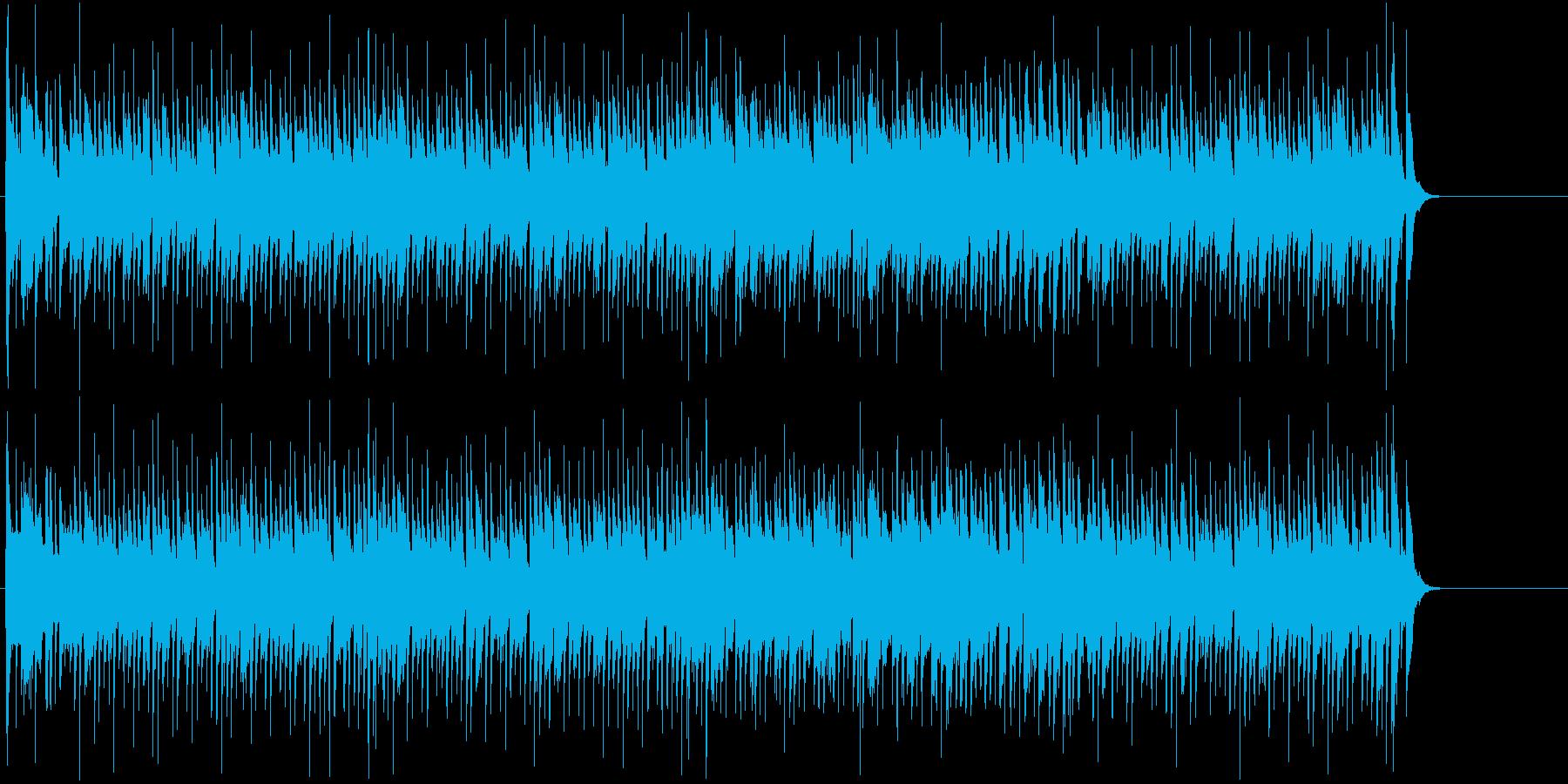楽しい かわいい ほのぼの にぎやかの再生済みの波形
