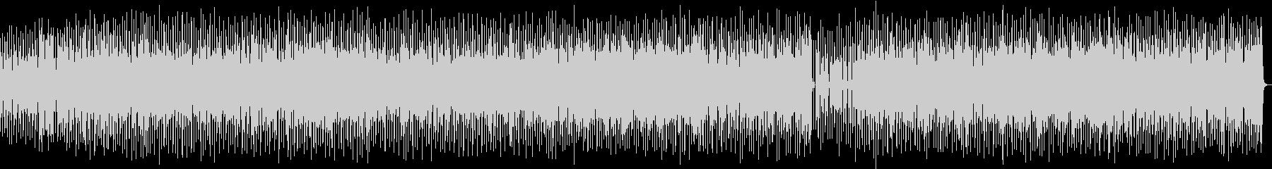 80年代中期シンセポップのインストの未再生の波形