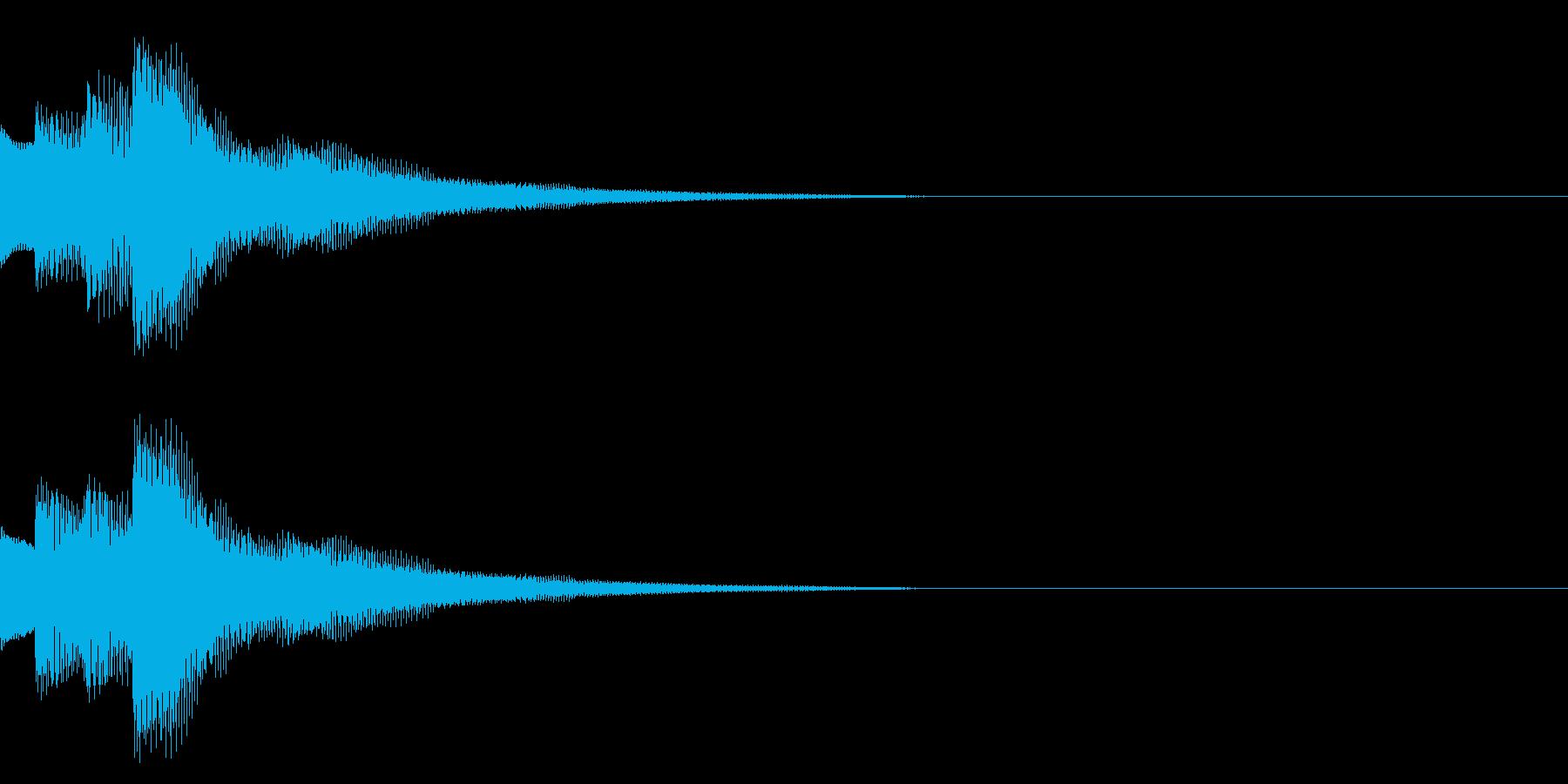 キラリン/かわいい/注目の再生済みの波形