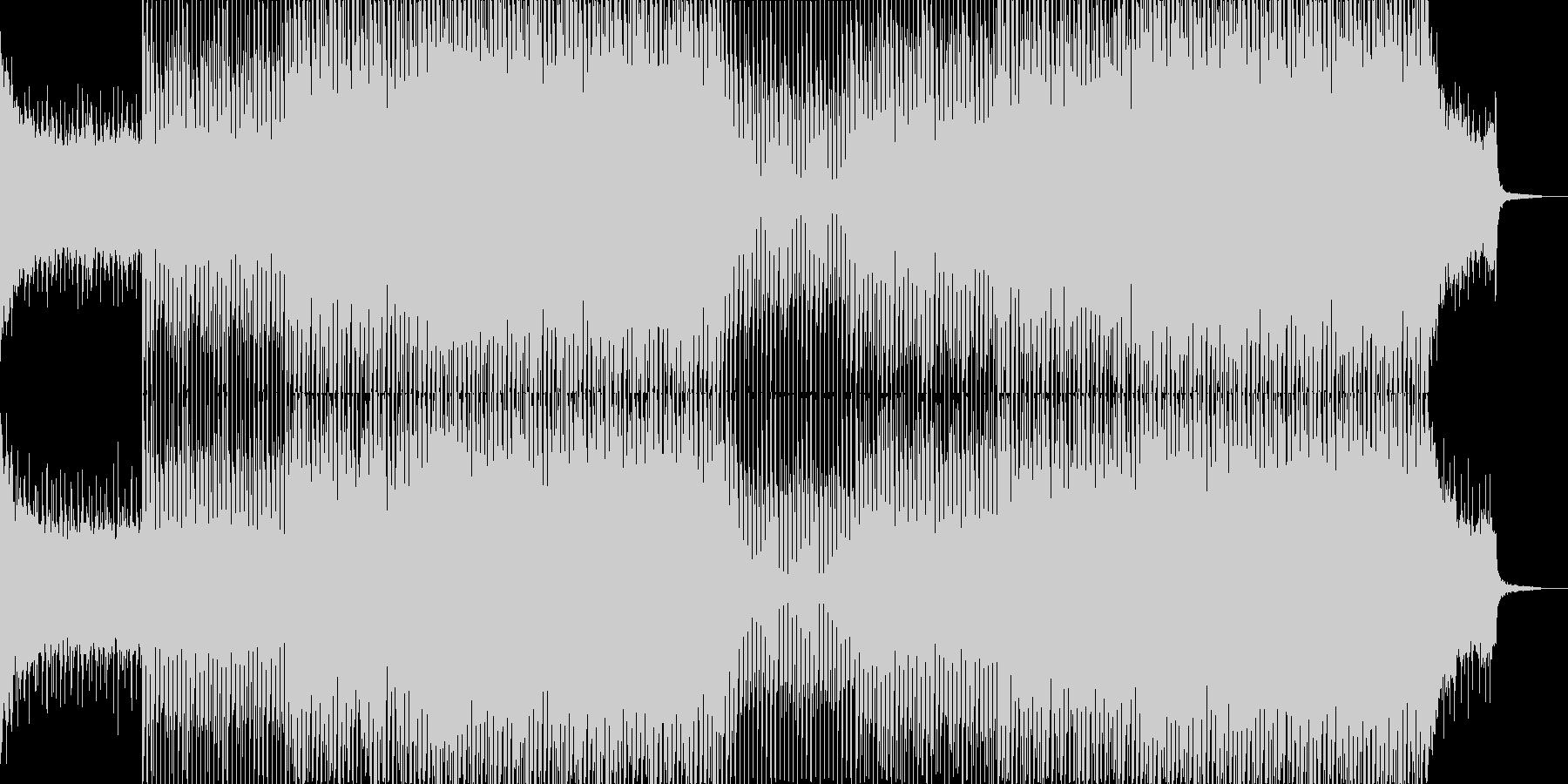 EDMクラブ系ダンスミュージック-23の未再生の波形