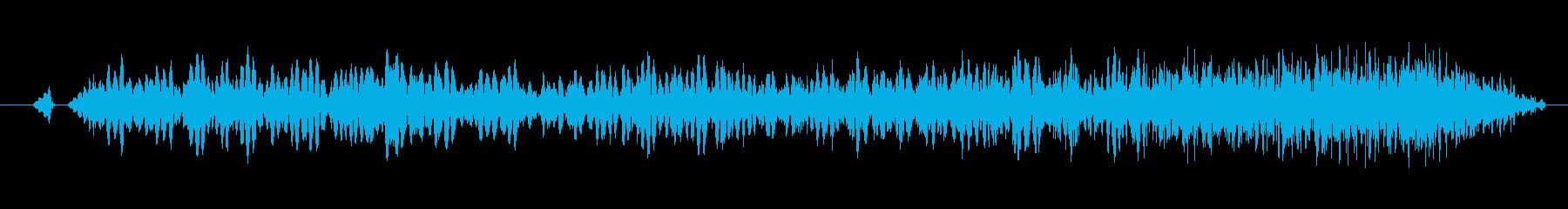 ホラー/恐怖の演出や場面転換に最適!03の再生済みの波形