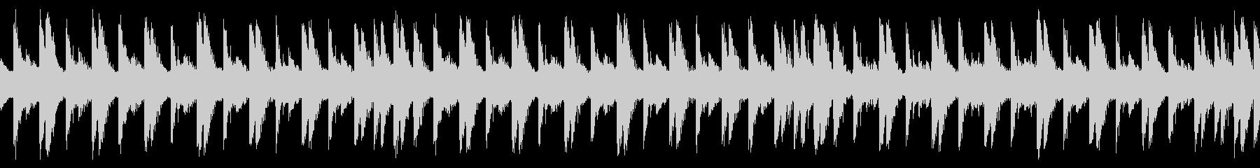 アコギのアルペジオを使ったごく短いループの未再生の波形