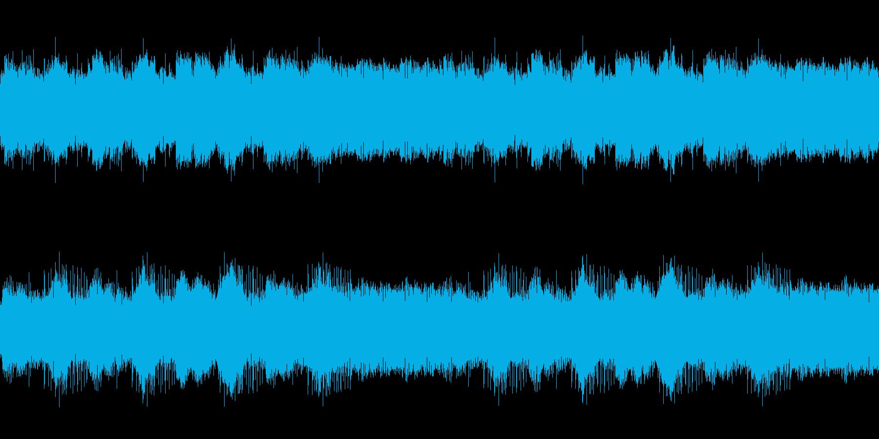 ゲームの説明用とかにの再生済みの波形