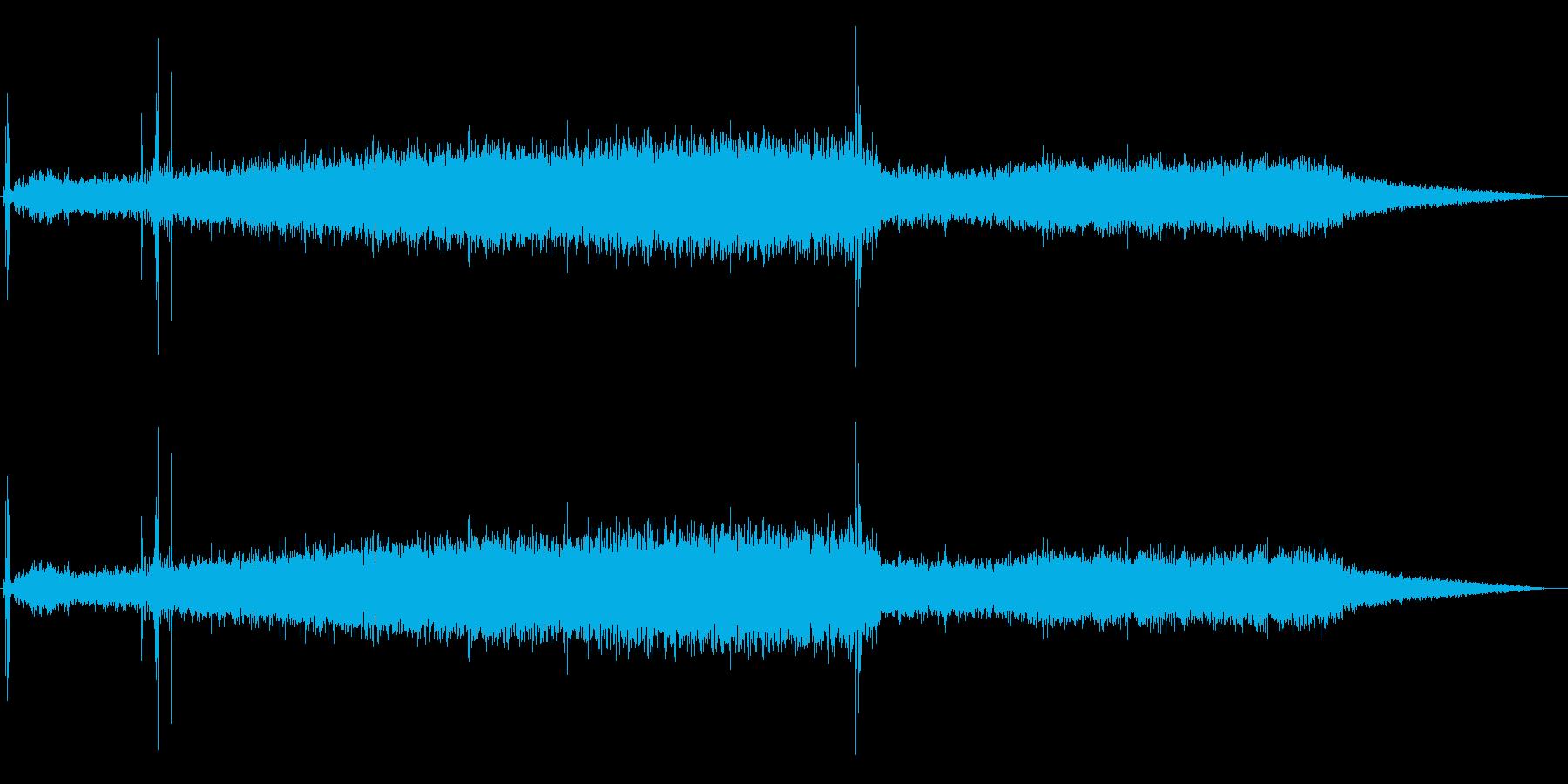 【石油ファンヒーター01-2】の再生済みの波形