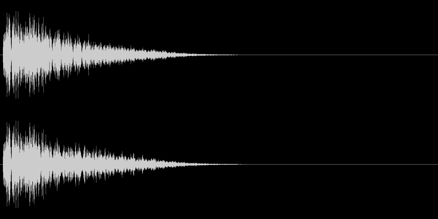 プアビュイン (パワーアップアイテム)の未再生の波形