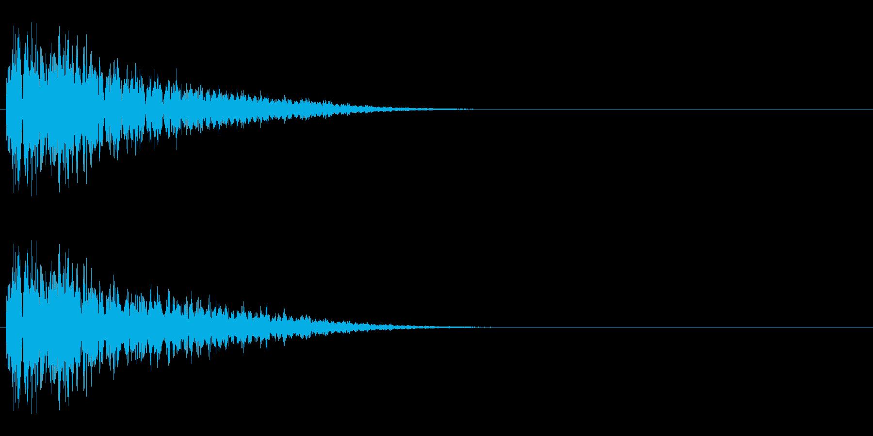 プアビュイン (パワーアップアイテム)の再生済みの波形