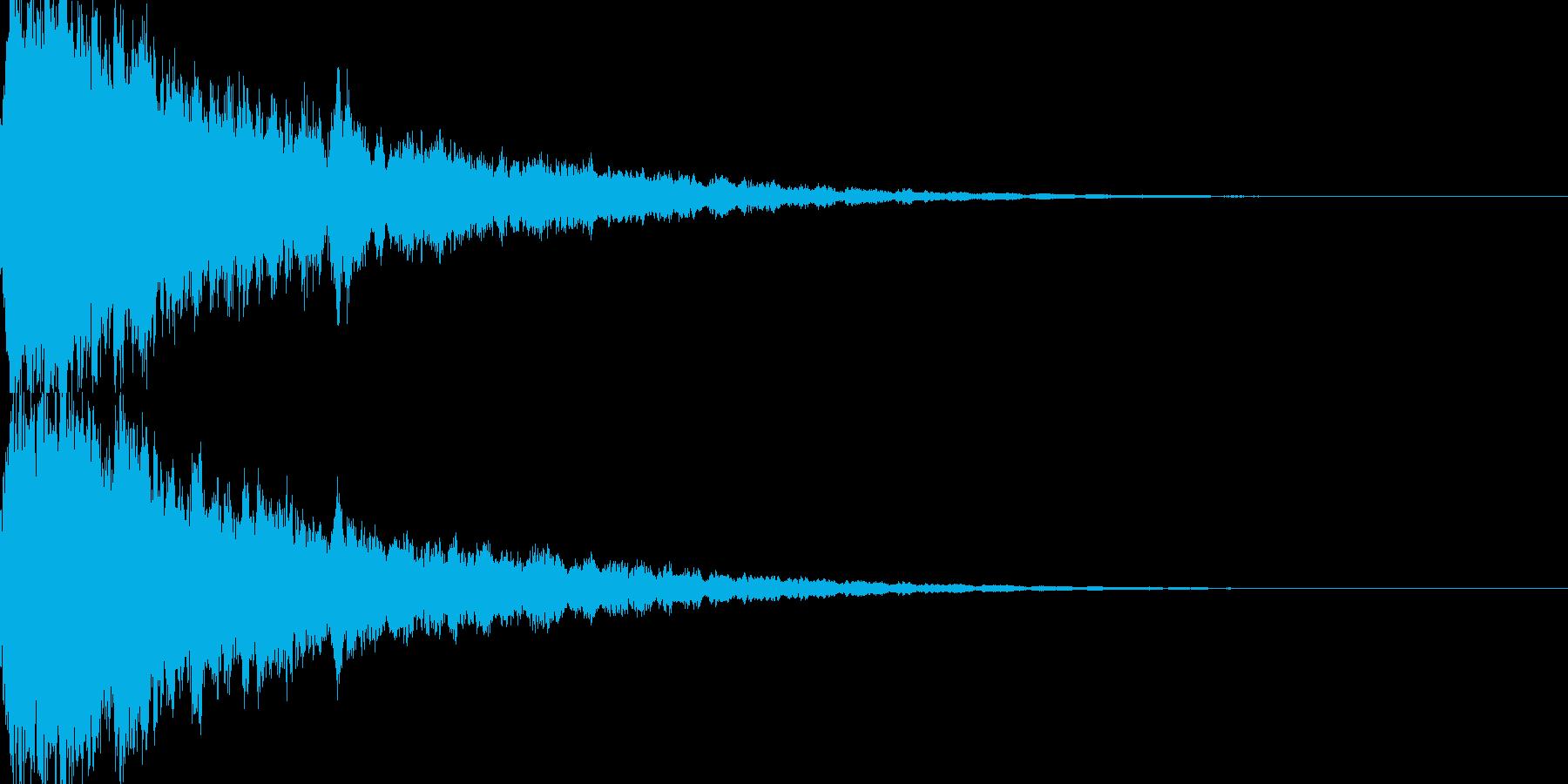 魔法41(回復・光・防御・補助系)の再生済みの波形