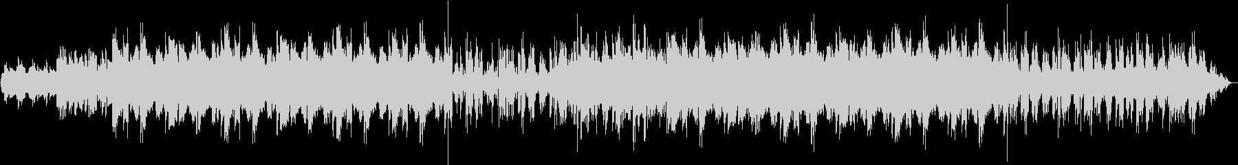 120bpm、F#-min、エレピ曲の未再生の波形