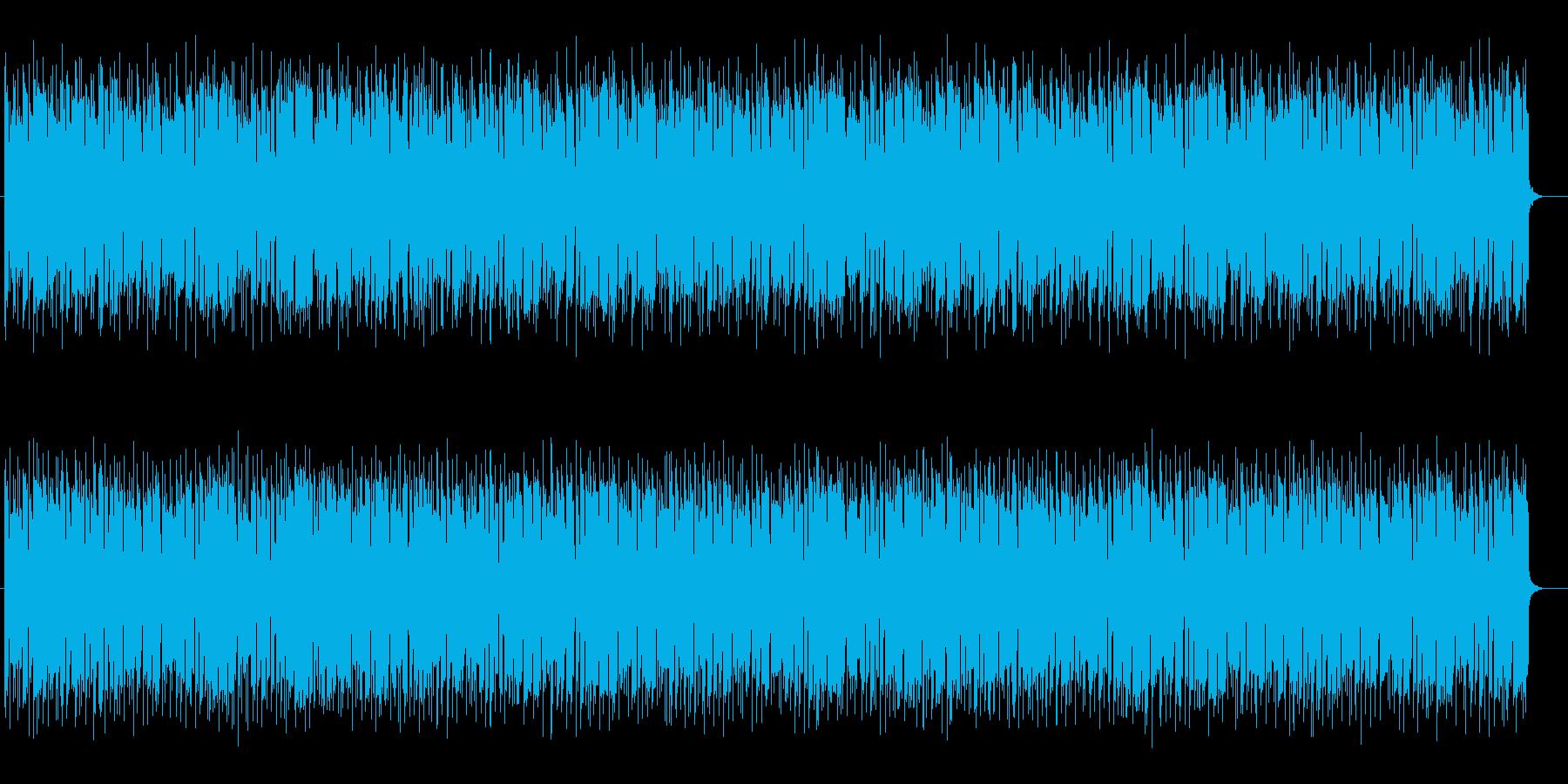 メロディアスでメローなジャズサウンドの再生済みの波形