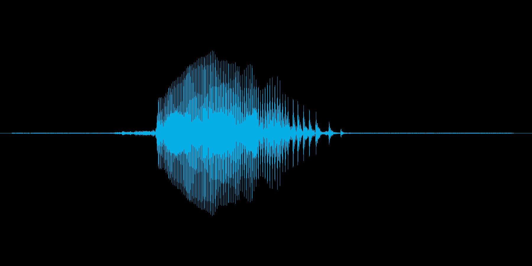 4(ふぉー)の再生済みの波形