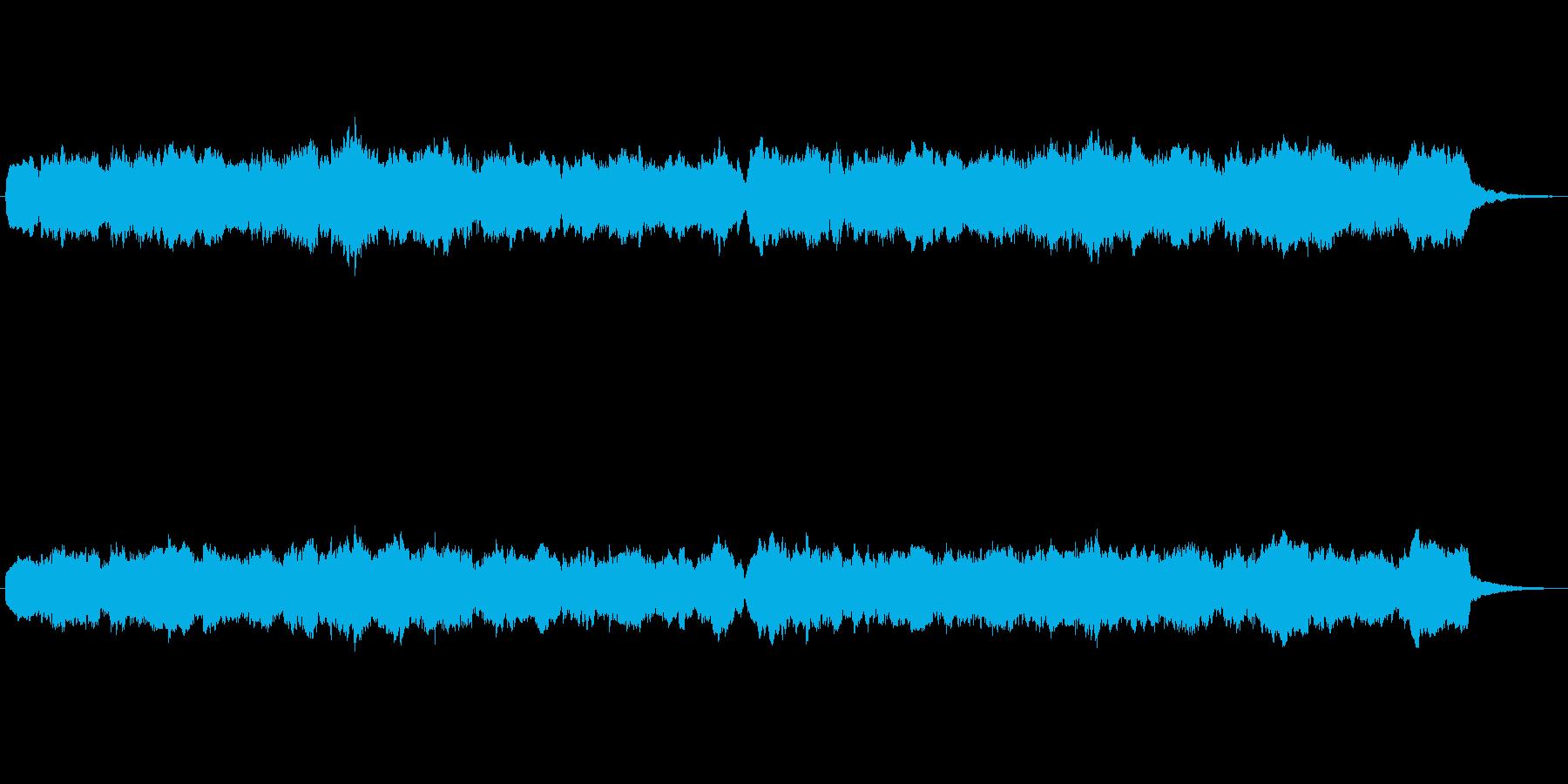 チェロとチェレスタの優しい赤ちゃん音楽の再生済みの波形