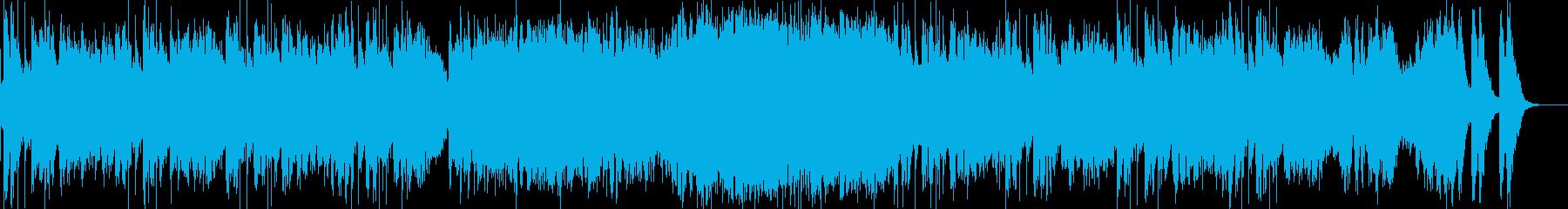 戦いの合唱隊 コーラス・バトルの再生済みの波形