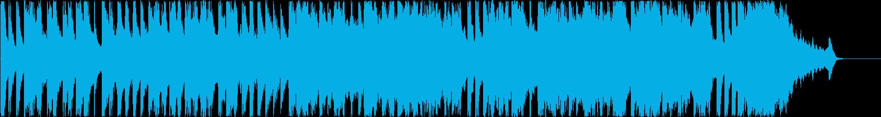 【30秒】アップテンポほんわかコンセプトの再生済みの波形