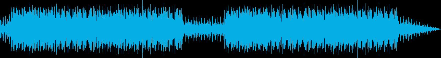 ファンタジーRPGのユーティリティー画…の再生済みの波形