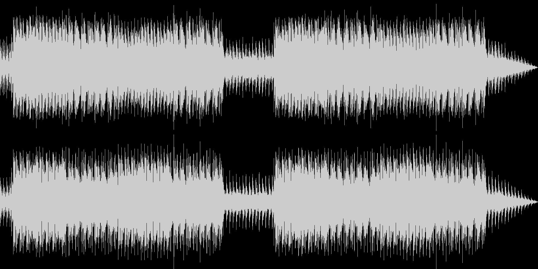 ファンタジーRPGのユーティリティー画…の未再生の波形