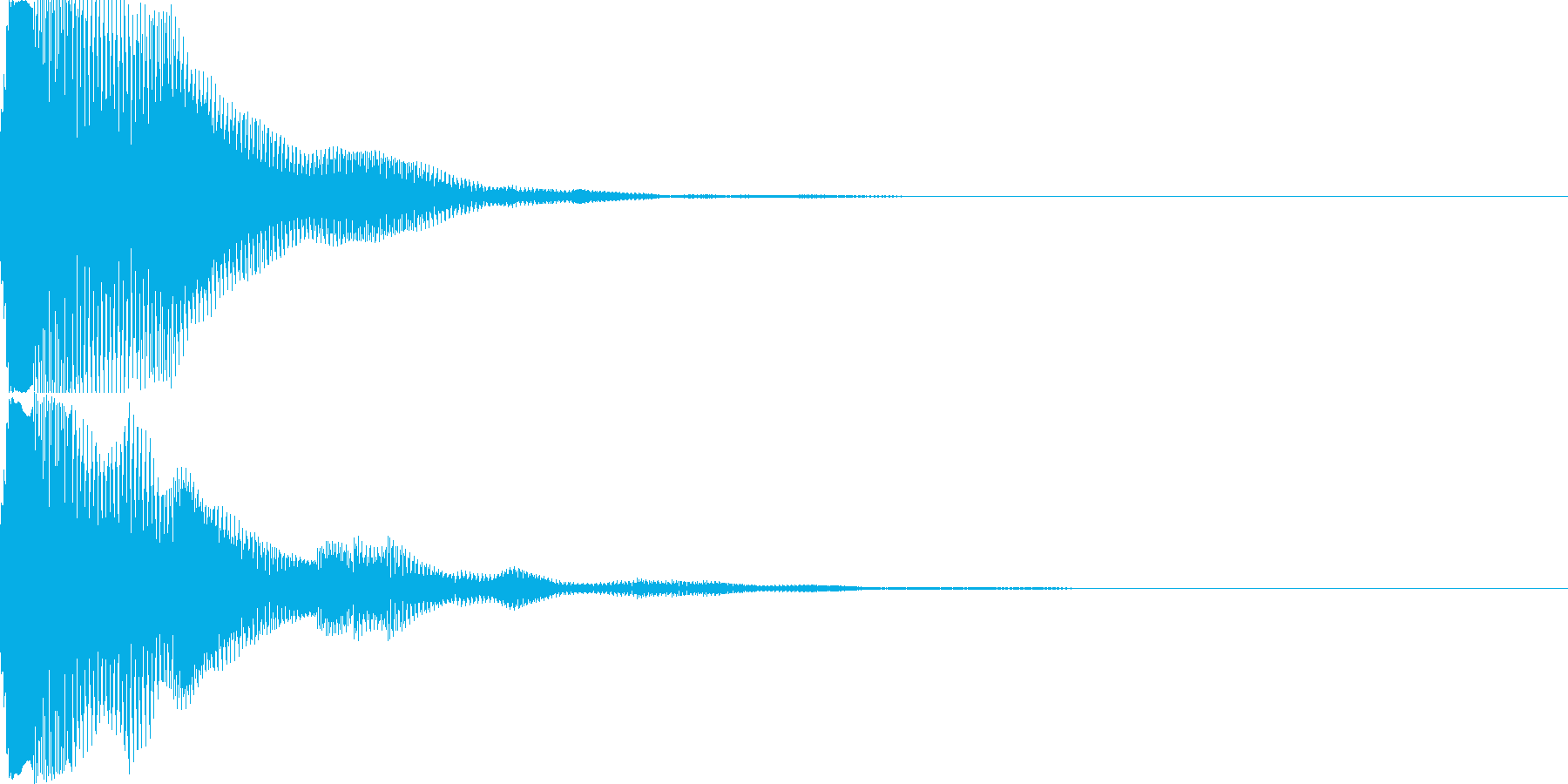 汎用キャンセルボタン - 8の再生済みの波形