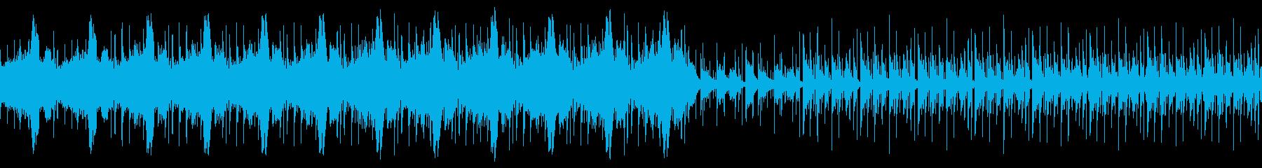 【高クオリティ】ふしぎな森のダンジョンの再生済みの波形