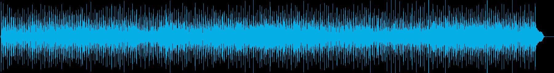 アーシーな90sロックBECKプライマルの再生済みの波形