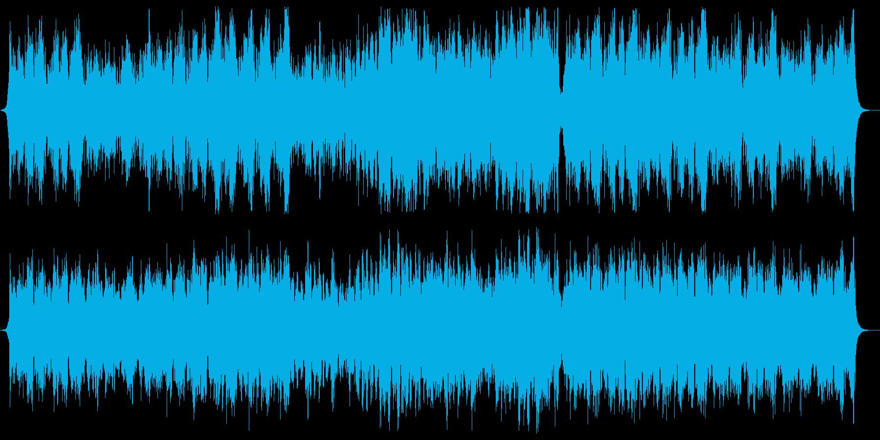 優雅でクラシカルなポップサウンドの再生済みの波形