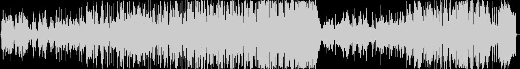 アダルトなムード溢れるオルガンバラードの未再生の波形