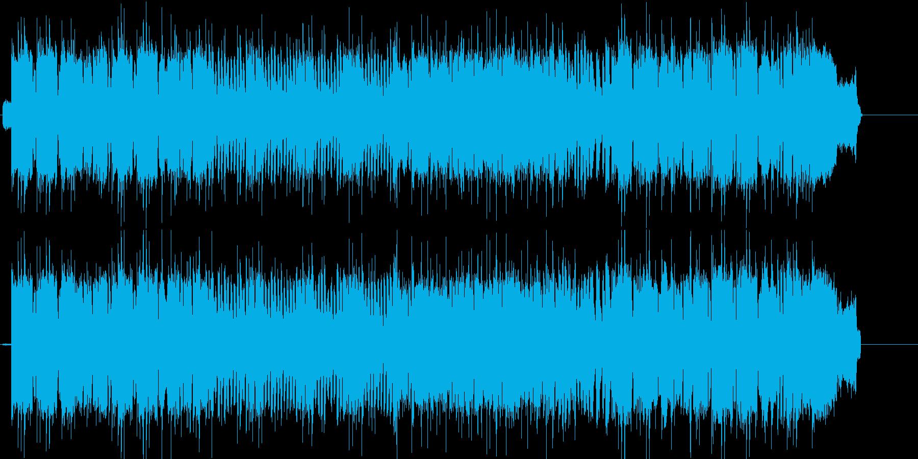 男 闘志 挑戦 追跡 都会 スピード の再生済みの波形