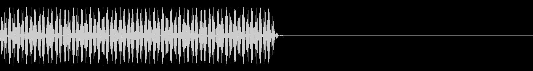 FX・SE/電話/ボタン音/海外風/#1の未再生の波形