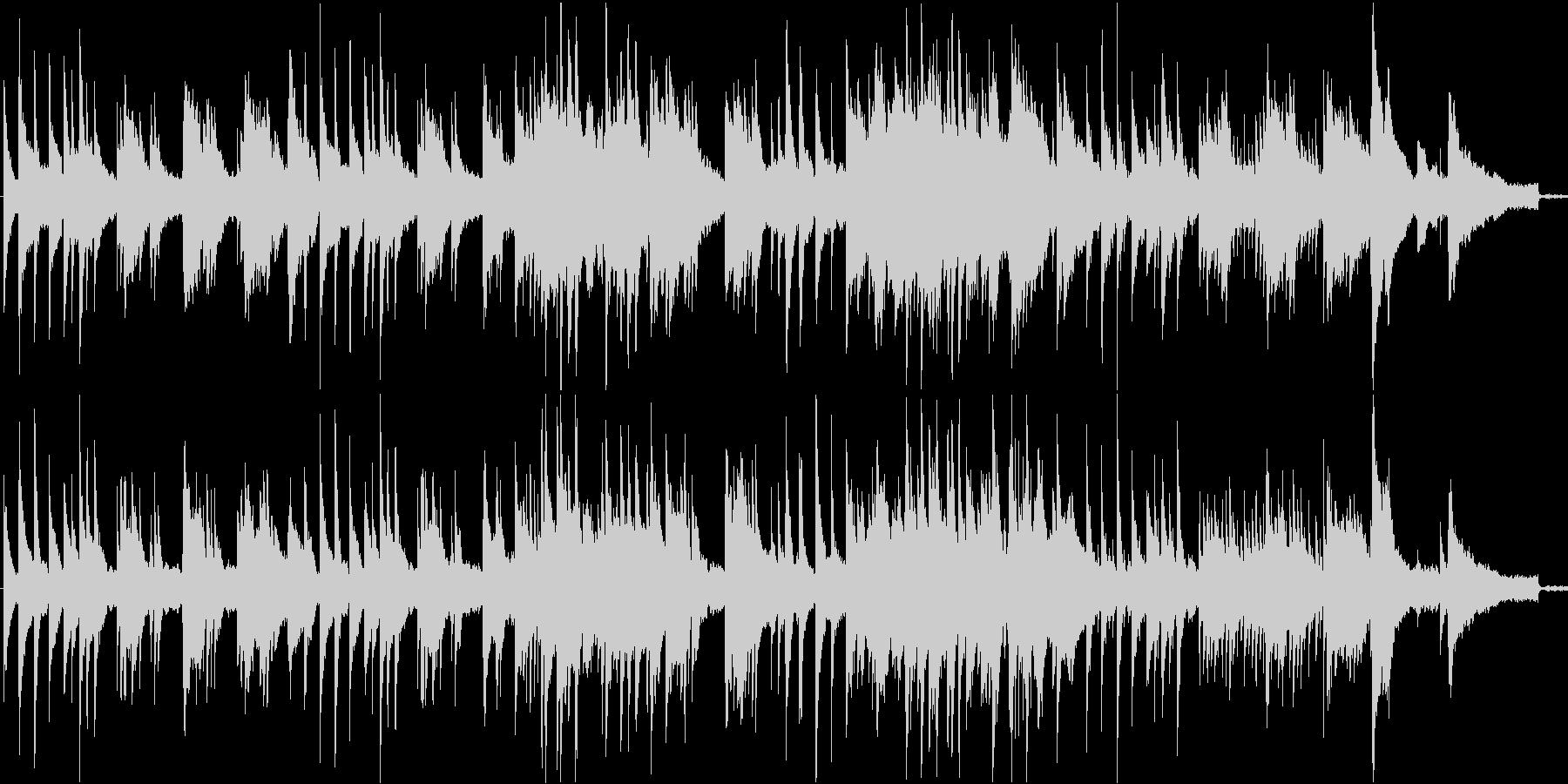 映画ドラマ切ないシーンに使えるピアノソロの未再生の波形