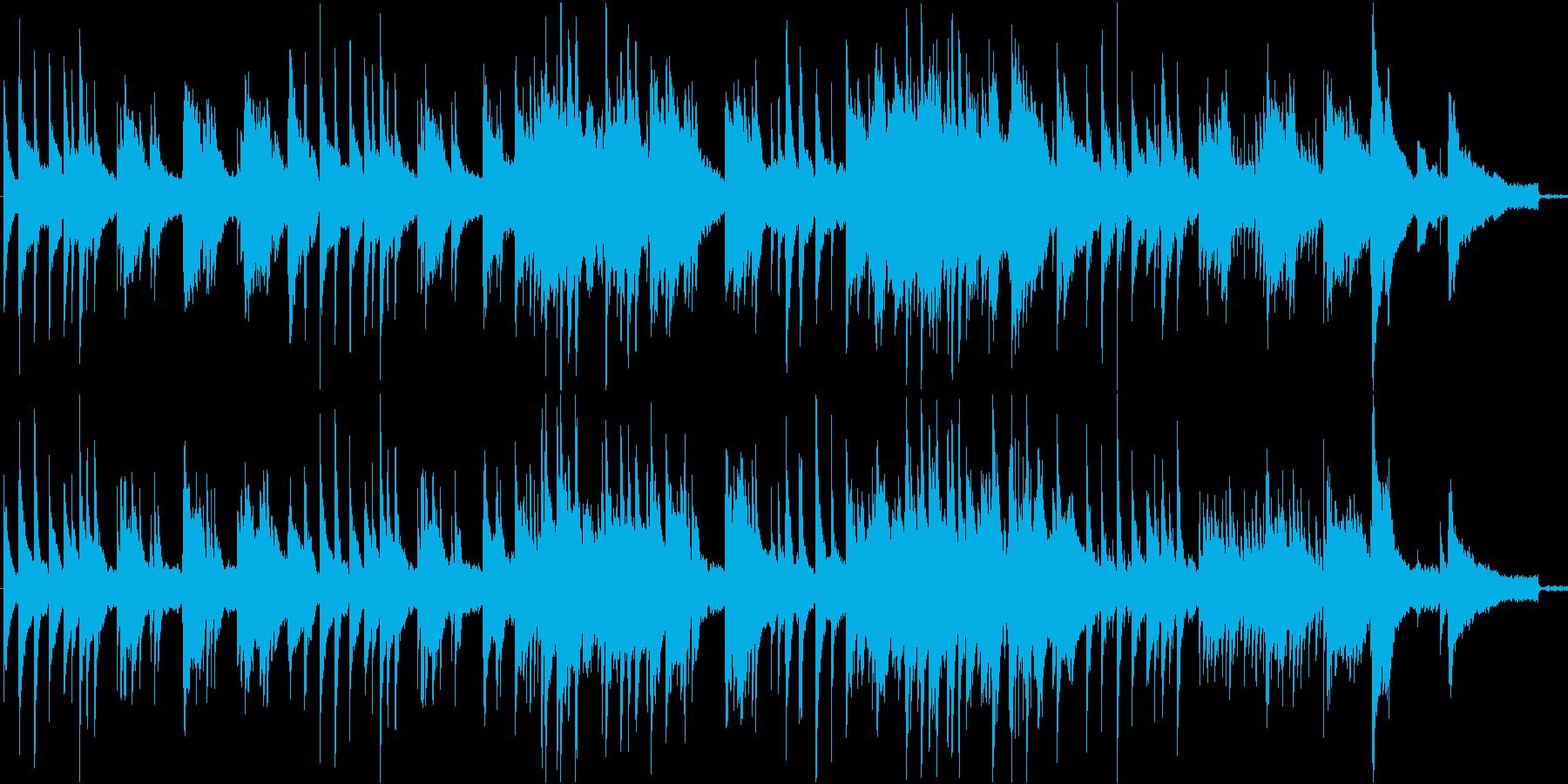 映画ドラマ切ないシーンに使えるピアノソロの再生済みの波形