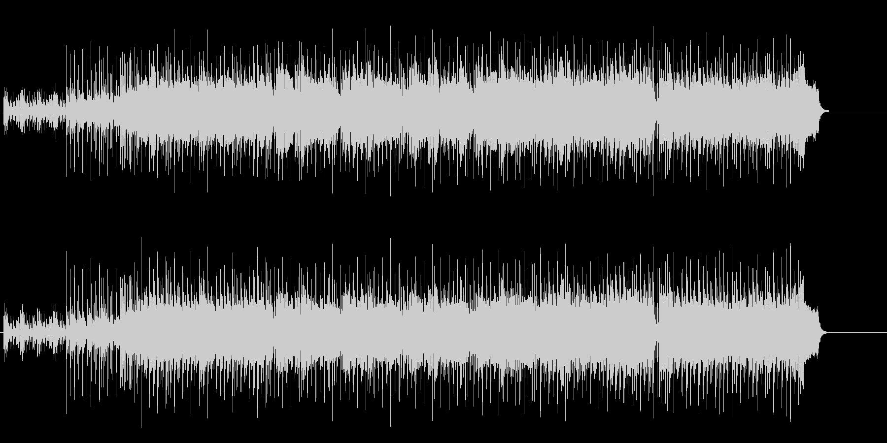 ジャズとソウルがかみ合ったアシッドジャズの未再生の波形