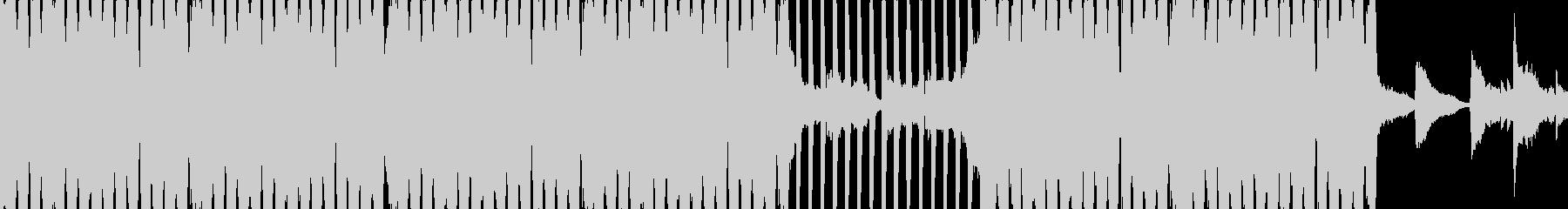 【ピアノ】悲しげ EDM【ダンス】の未再生の波形