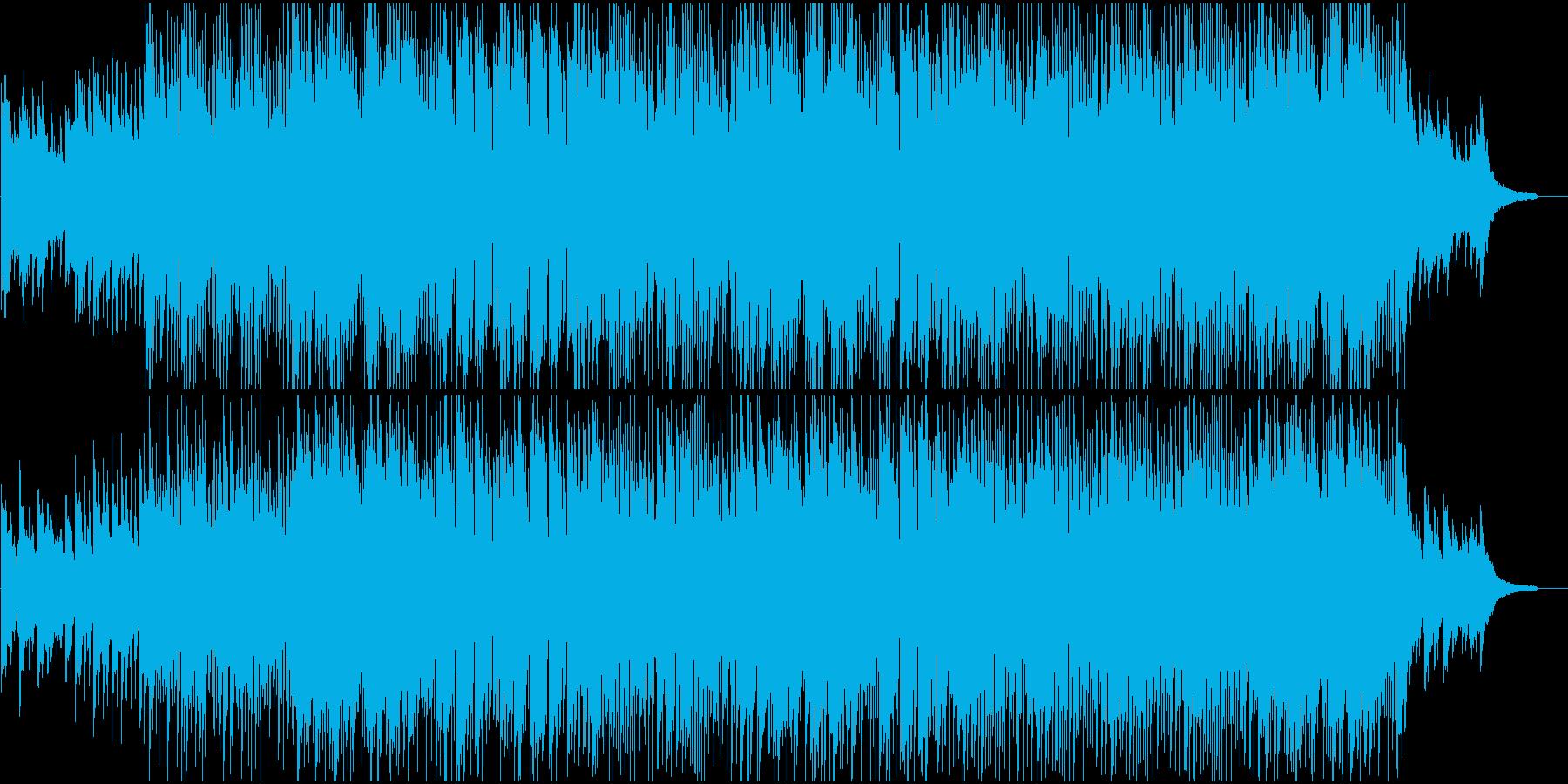 企業VPや映像に ピアノメインで爽やかの再生済みの波形