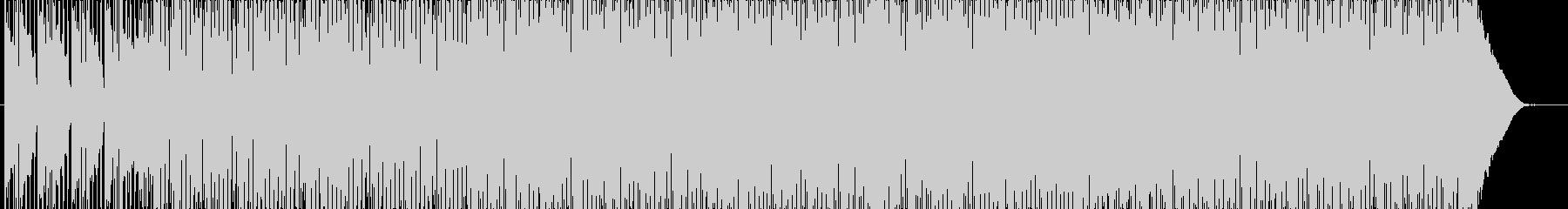 オトナな雰囲気のピアノとハウスビートで…の未再生の波形