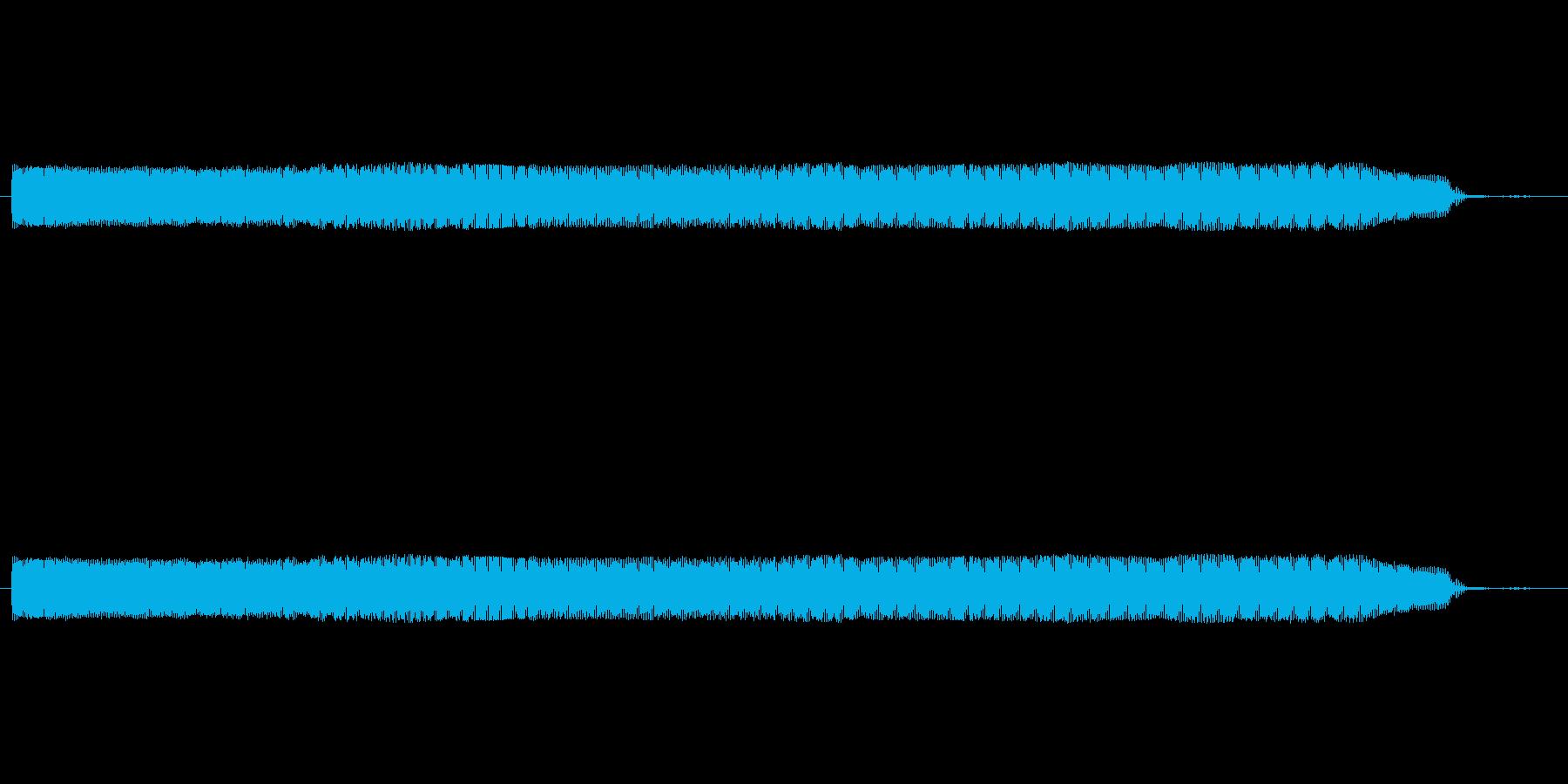 「電気ドリル(軽めのタイプ)」の再生済みの波形