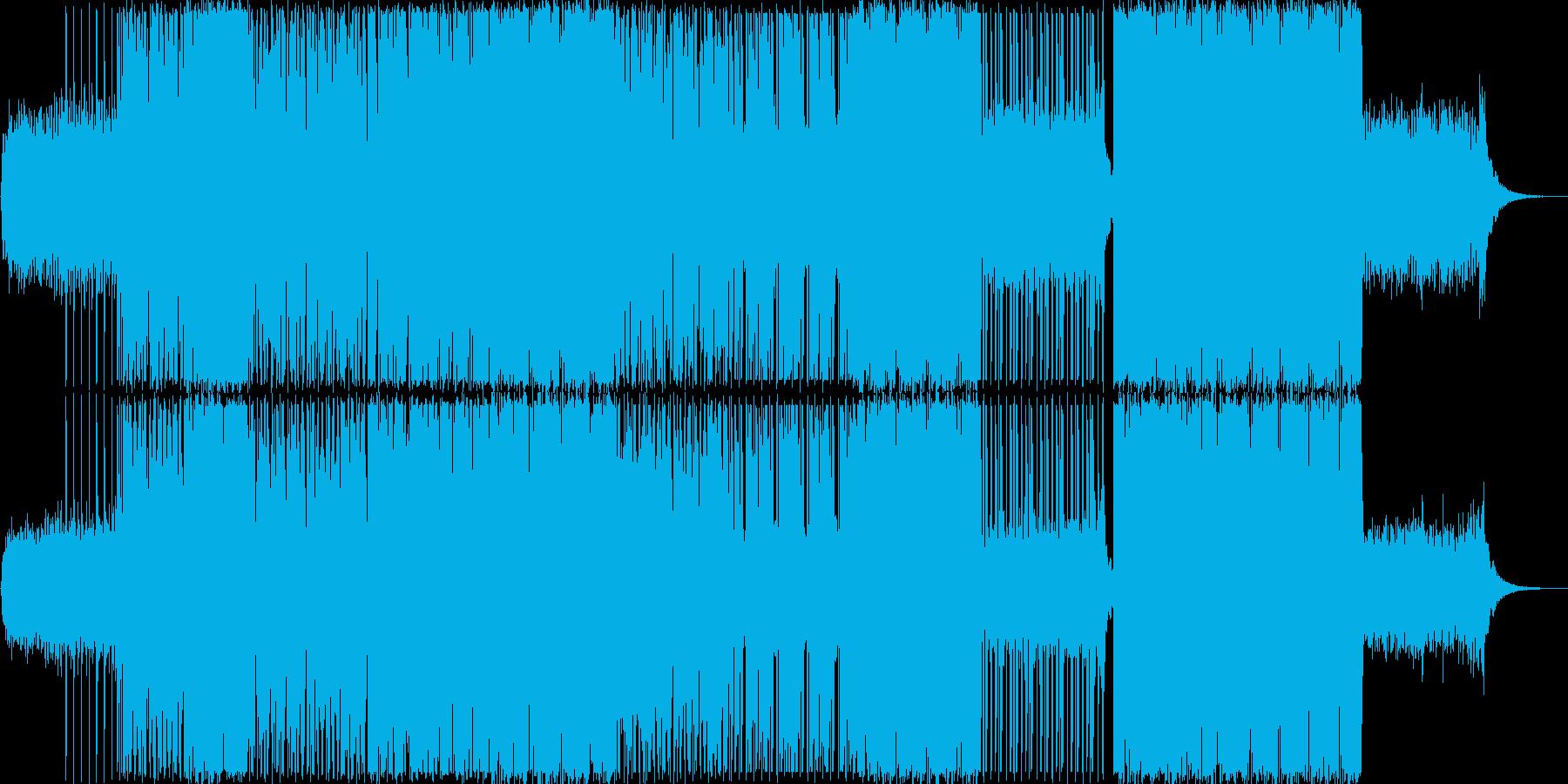 ヒップホップ/ラップ/王道/ヘビー/#1の再生済みの波形