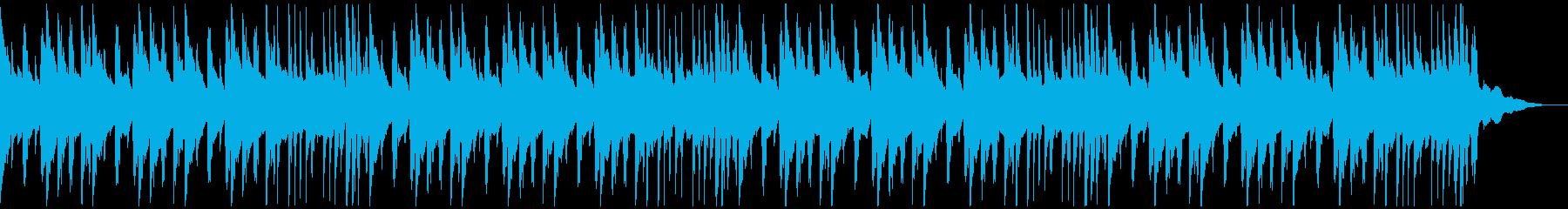 クイズシンキングタイム シンプルリズムの再生済みの波形