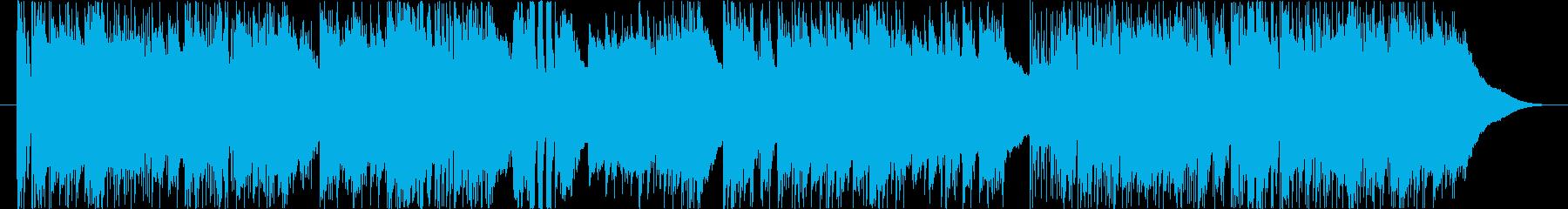 ニュースのOP風のピアノインストです。…の再生済みの波形