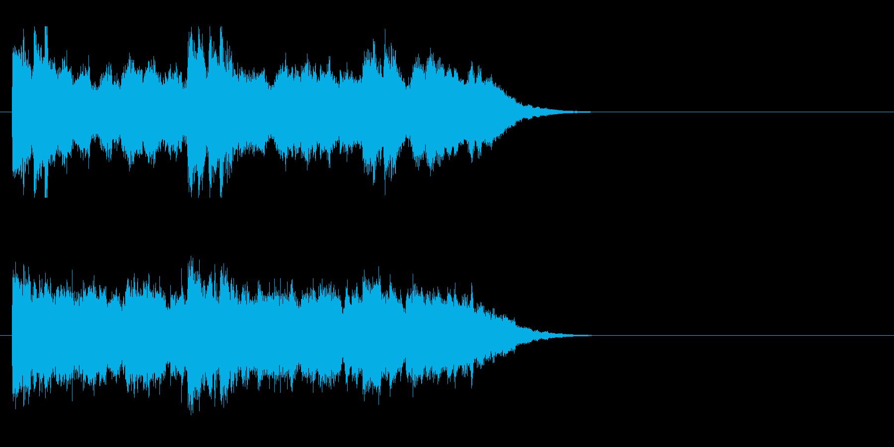 科学 不思議 自然 目覚め クイズ 幻想の再生済みの波形