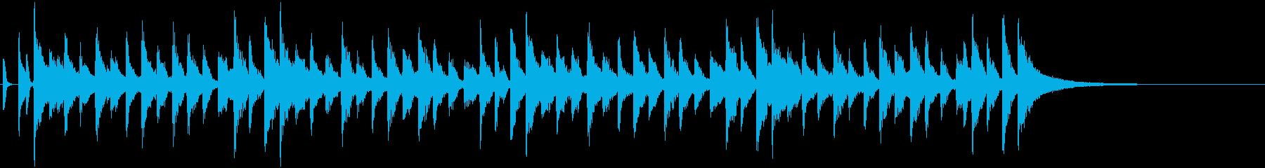 コーナータイトル_J-テクノの再生済みの波形