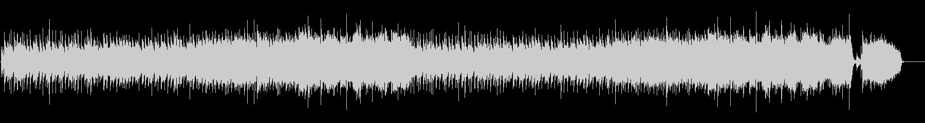 琴と和鈴が印象的な和風ポップバラードの未再生の波形